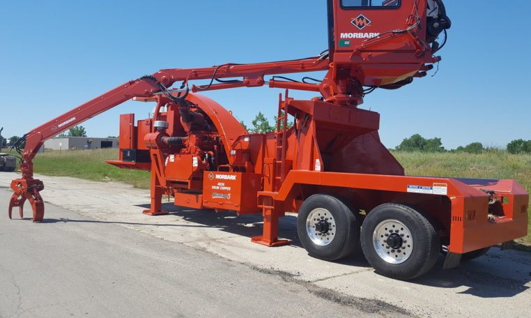 Morbark 4036 WCL Chipper
