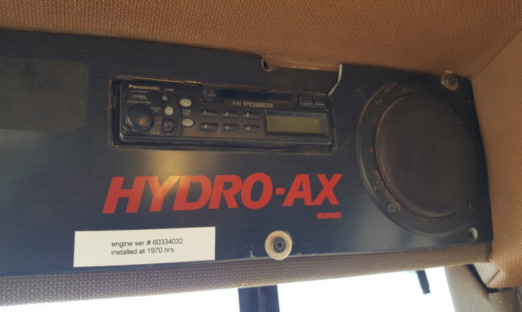 Hydro Ax For Sale