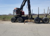 2007 Timberpro TF830 Forwarder